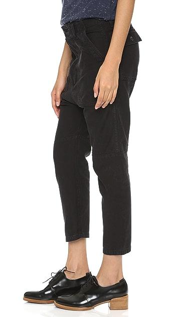 Citizens of Humanity Premium Vintage Surplus Sadie Utility Pants