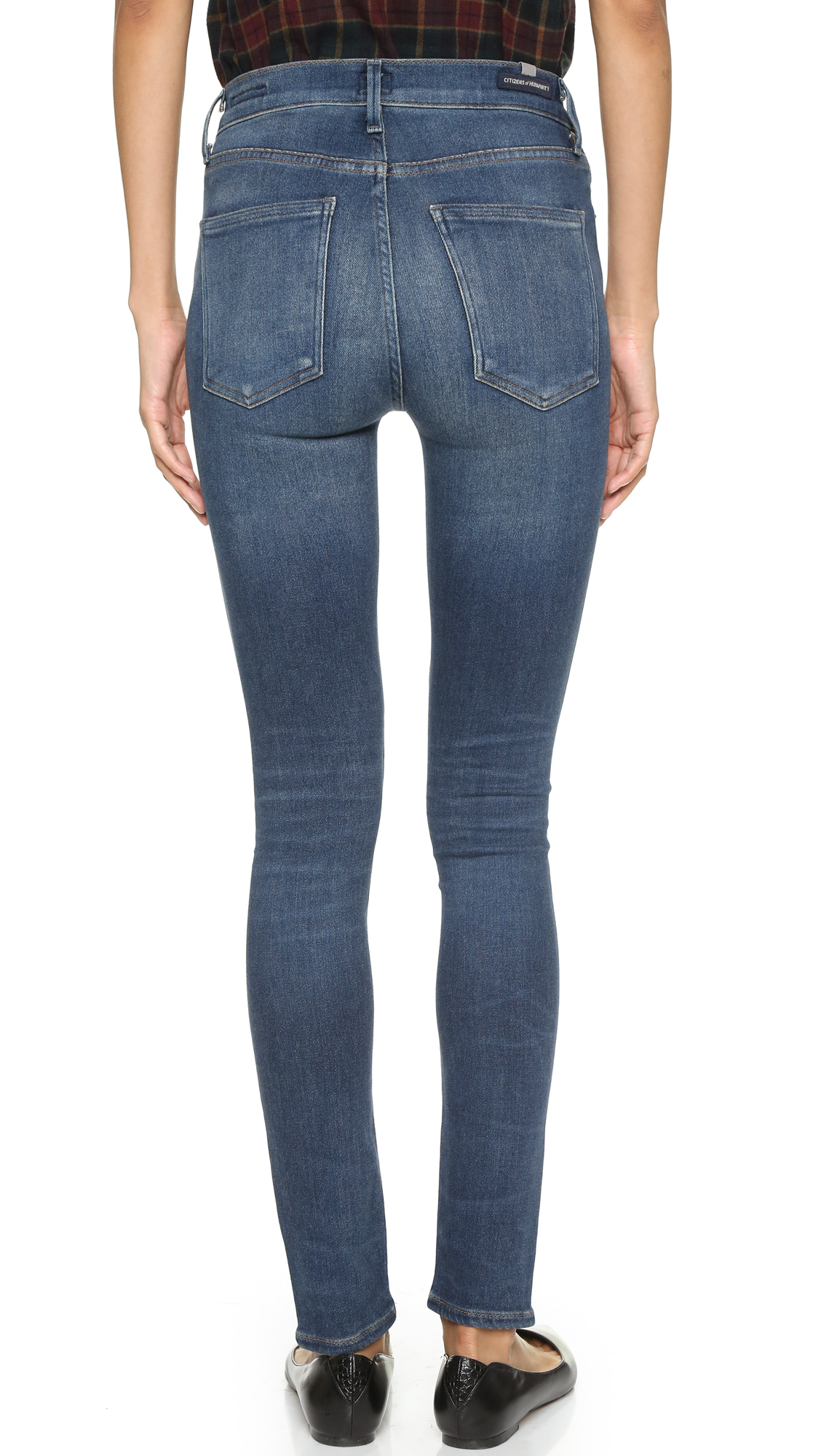 Citizens of Humanity Rocket High Rise Sculpt Skinny Jeans   SHOPBOP 183c0361fd