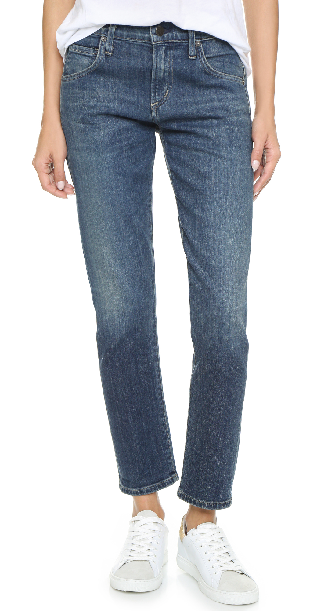 Emerson Slim Boyfriend Ankle Jeans Citizens of Humanity