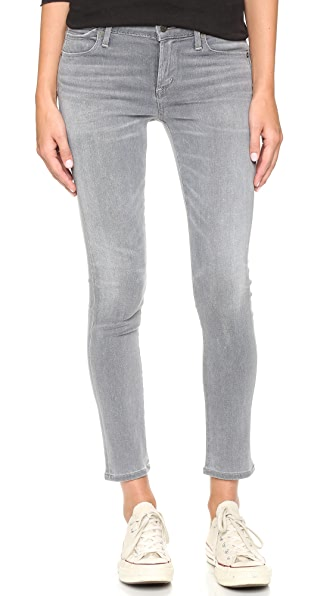 Citizens Of Humanity Avedon Skinny Sculpt Ankle Jeans - Shadow