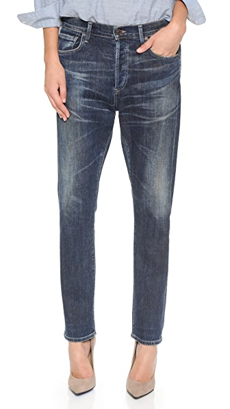 Citizens of Humanity Corey Relaxed Boy Jeans - Gage
