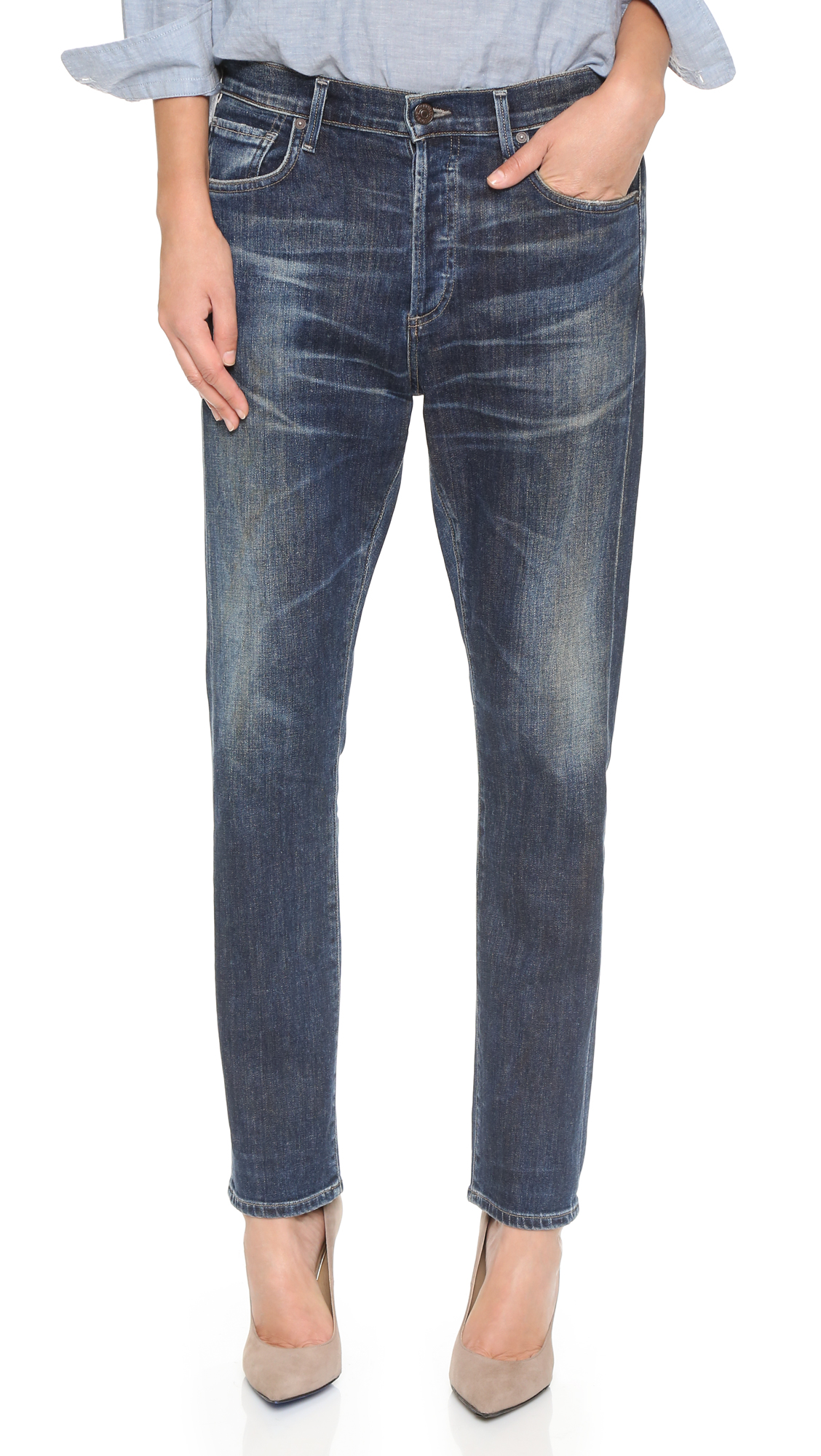 Citizens of Humanity Corey Relaxed Boy Jeans | 15% off first app ...