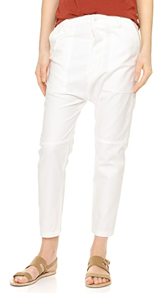 Citizens Of Humanity Sadie Utility Pants - Soft White at Shopbop