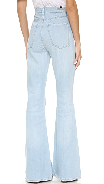 Citizens of Humanity Cherie High Waist Flare Jeans