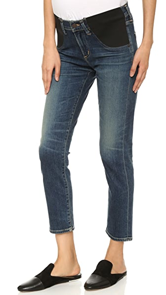 Citizens of Humanity The Principle Maternity Girlfriend Jeans at Shopbop