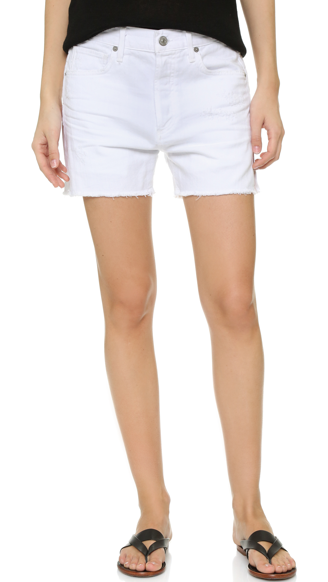 Corey Relaxed Shorts