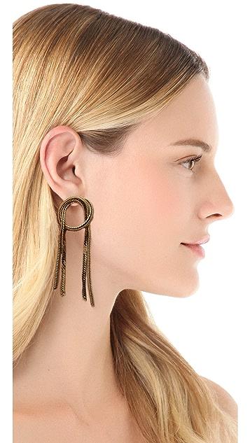 Citrine by the Stones Bianca Chandelier Earrings