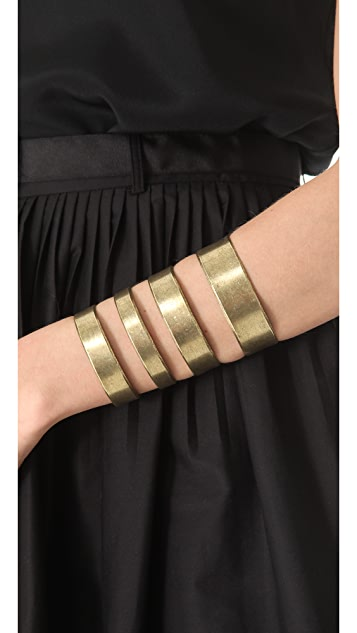 Citrine by the Stones Luz Large Cuff