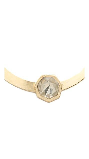 Citrine by the Stones Luz Collar