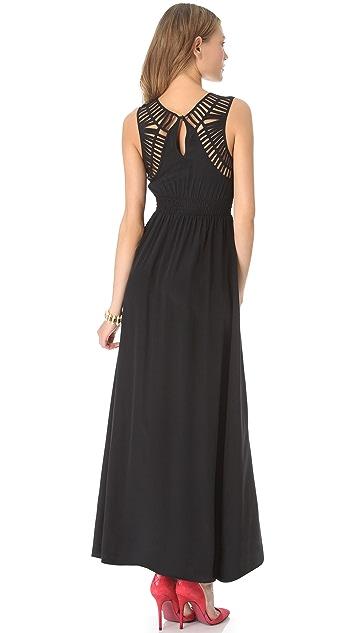 Charlie Jade Keyhole Maxi Dress
