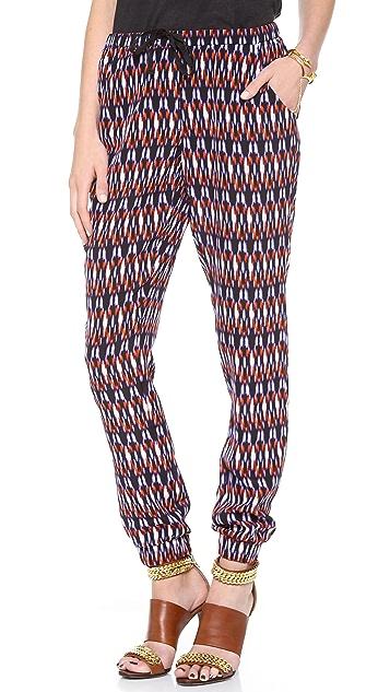 Charlie Jade Printed Pants