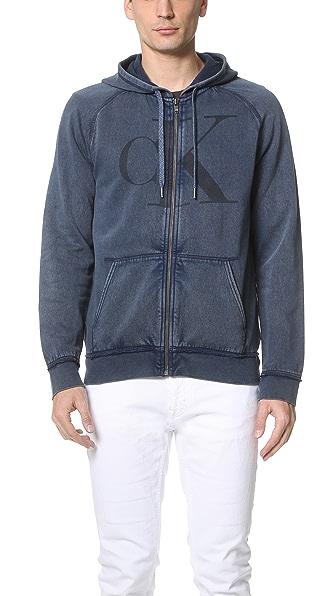 Calvin Klein Jeans CK Jeans Reissue Hoodie