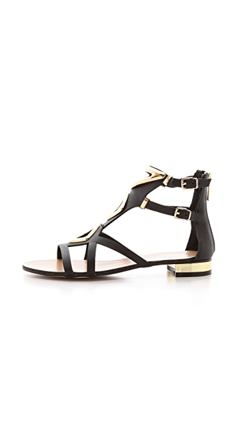 Carvela Kurt Geiger Kupid Flat Sandals