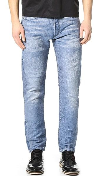 Calvin Klein Collection Landon Jacquard Jeans
