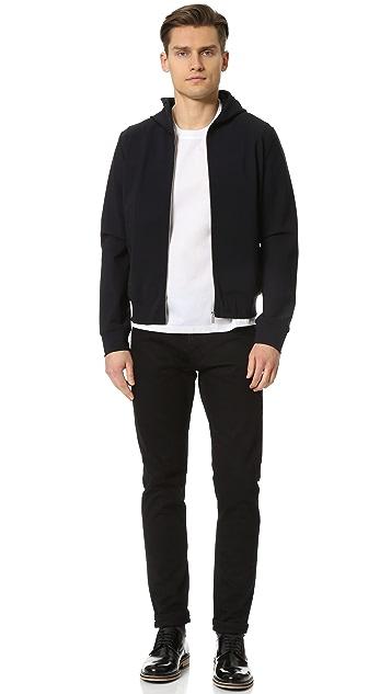 Calvin Klein Collection Lemens Performance Hoodie