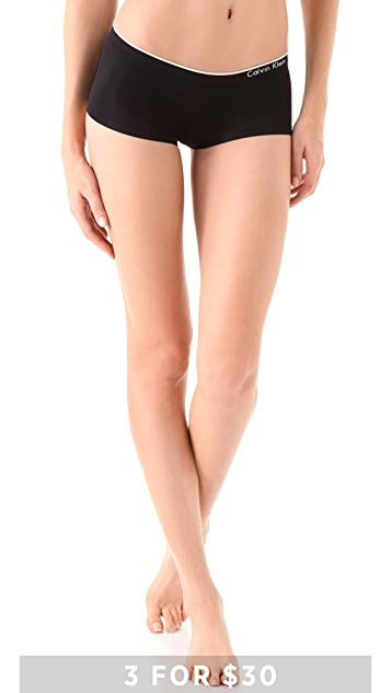 Calvin Klein Underwear Seamless Hipster