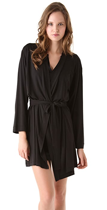 Calvin Klein Underwear Essentials Short Robe