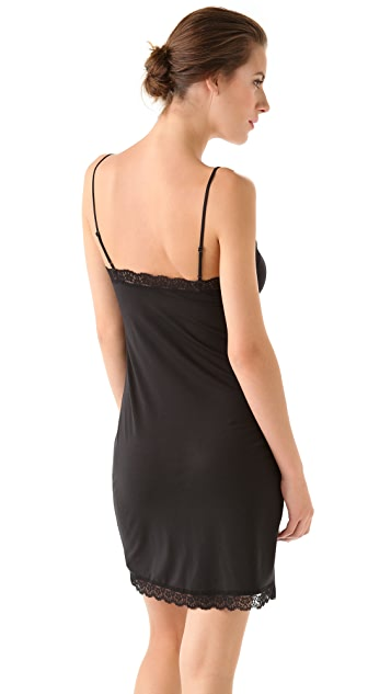 Calvin Klein Underwear Essentials Lace Chemise