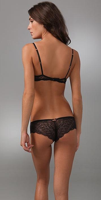 Calvin Klein Underwear Envy Lace Demi Bra
