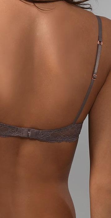 Calvin Klein Underwear Envy Air Push Up Demi Bra