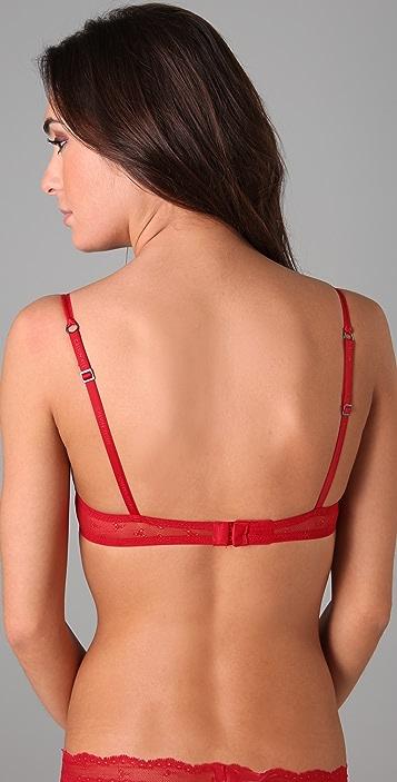 Calvin Klein Underwear Kyoto Lace Push Up Bra