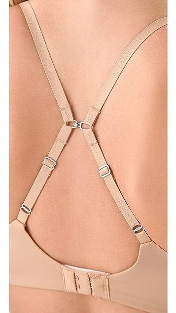 Calvin Klein Underwear Naked Glamour Wireless Contour Bra