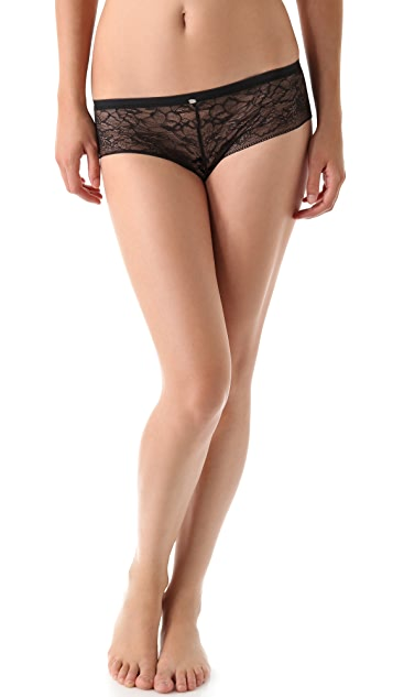 Calvin Klein Underwear Naked Glamour All Lace Hipster