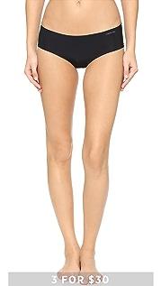 Calvin Klein Underwear Invisibles 低腰短裤