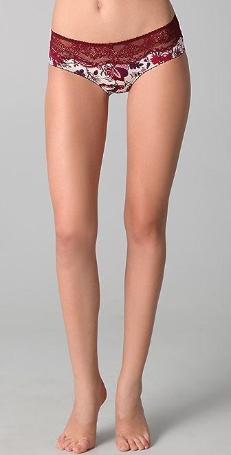 Calvin Klein Underwear Darjeeling Hipster Briefs