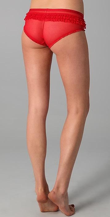 Calvin Klein Underwear Ruffle My Feathers Hipster