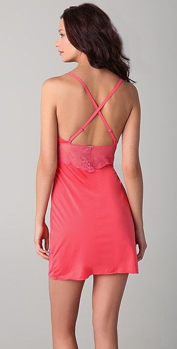 Calvin Klein Underwear Biba Roses Chemise