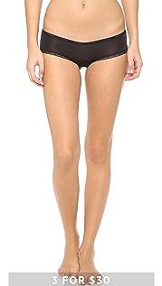 Calvin Klein Underwear Трусики-шорты с низкой талией Bottoms Up