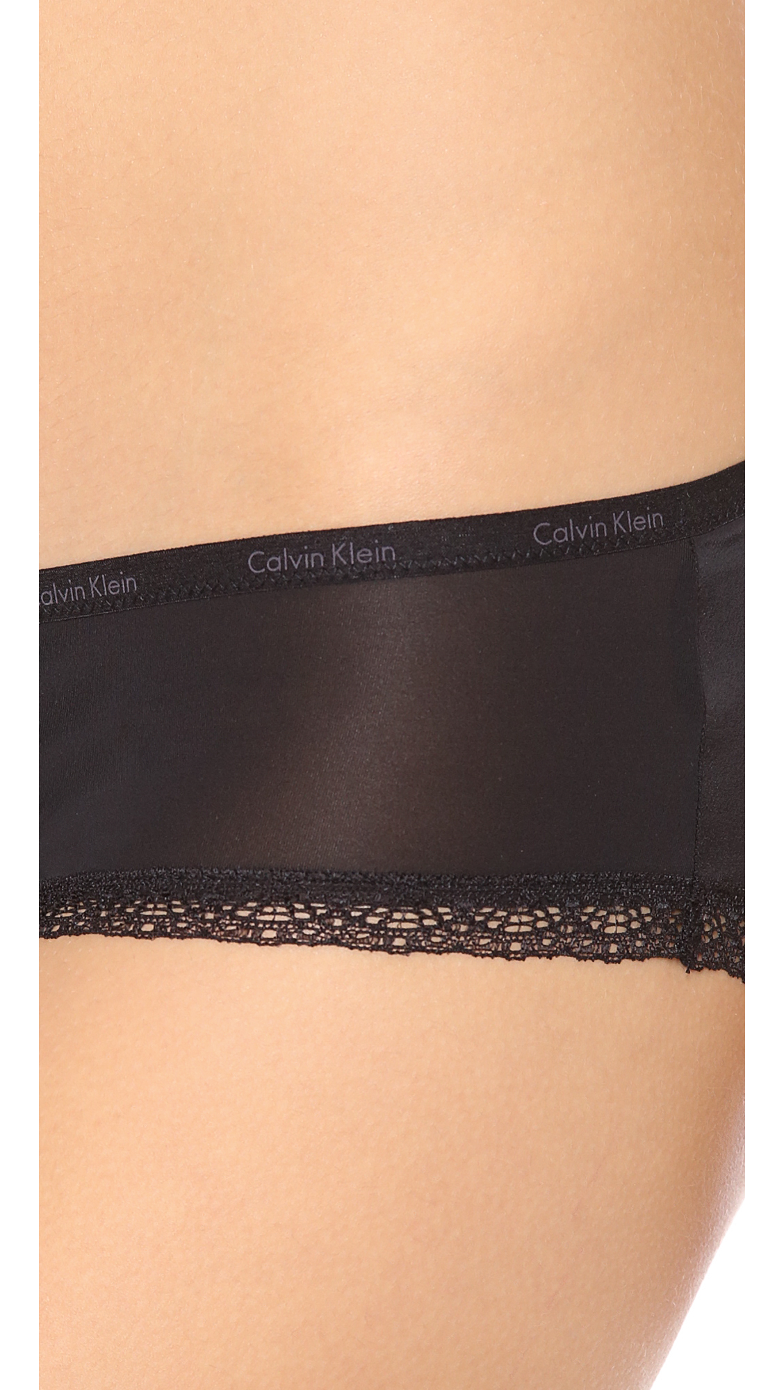 Calvin Klein Underwear Bottoms Up Hipster Briefs  1361f55344e
