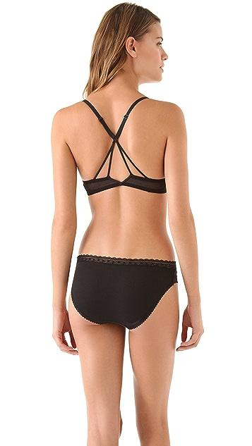 Calvin Klein Underwear Calvin Klein Black Racer Back Bra