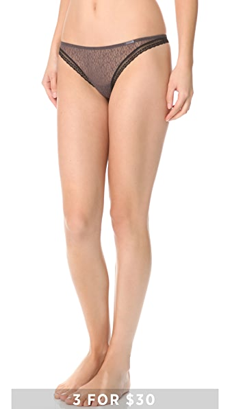 Calvin Klein Underwear Brief Encounters Thong