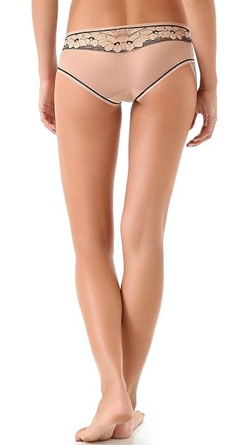 Calvin Klein Underwear Dahlia Hipster Briefs
