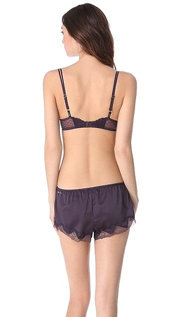 Calvin Klein Underwear Calvin Klein Black Unlined Balconette Bra