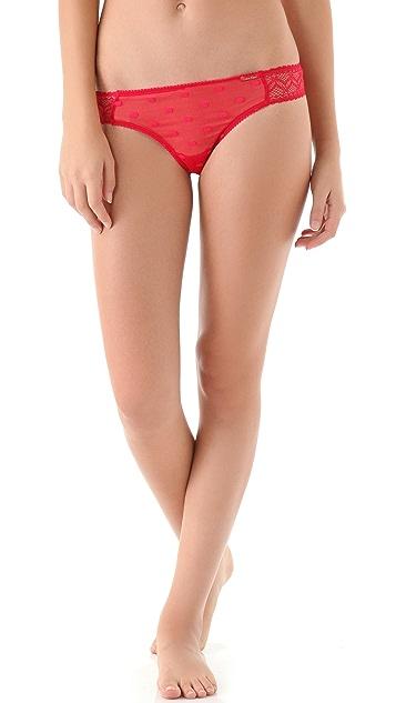 Calvin Klein Underwear Bella Thong
