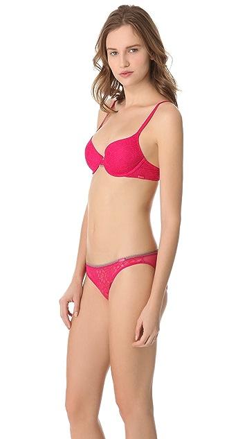 Calvin Klein Underwear New Lace Demi Bra