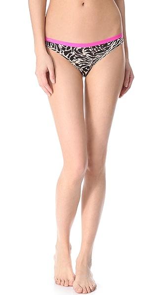 Calvin Klein Underwear CK One Microfiber Bikini Briefs