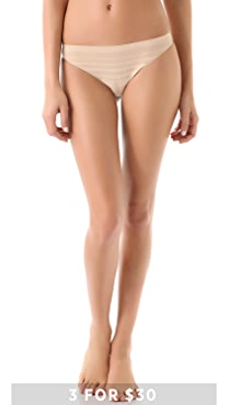 Calvin Klein Underwear Seamless Ombre Thong