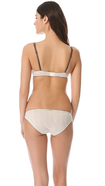 Calvin Klein Underwear Cakewalk Push Up Bra