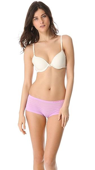 Calvin Klein Underwear Naked Glamour Sexy Contour Bra