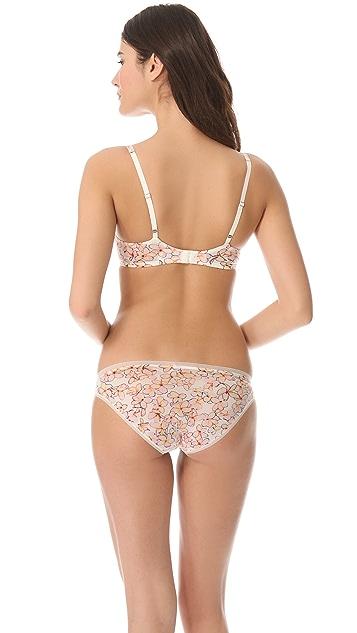 Calvin Klein Underwear Naked Glamour Push Up Bra