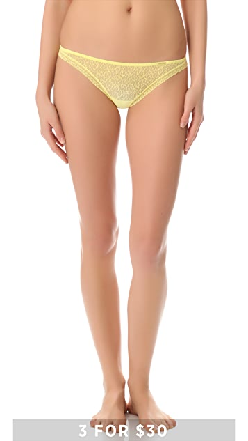 Calvin Klein Underwear Brief Encounters Thong