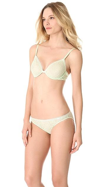 Calvin Klein Underwear Calvin Klein Lace Instinct Lace Underwire Bra