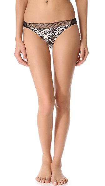 Calvin Klein Underwear Filigree Bikini Briefs