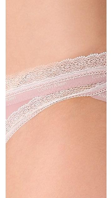 Calvin Klein Underwear Perfectly Fit Bikini