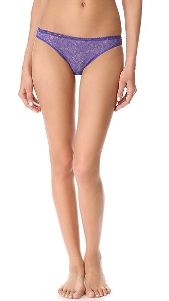 Calvin Klein Underwear Lace Instinct Bikini Briefs