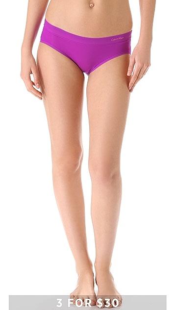 Calvin Klein Underwear Second Skin Hipster